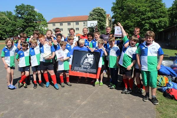 Odin rugby hannover jugend for Pokale hannover